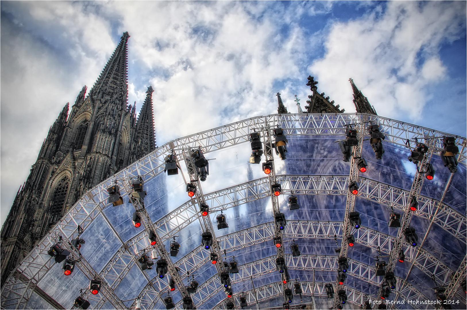 Eurovision Young Musicians 2014 im Schatten vom Dom ....