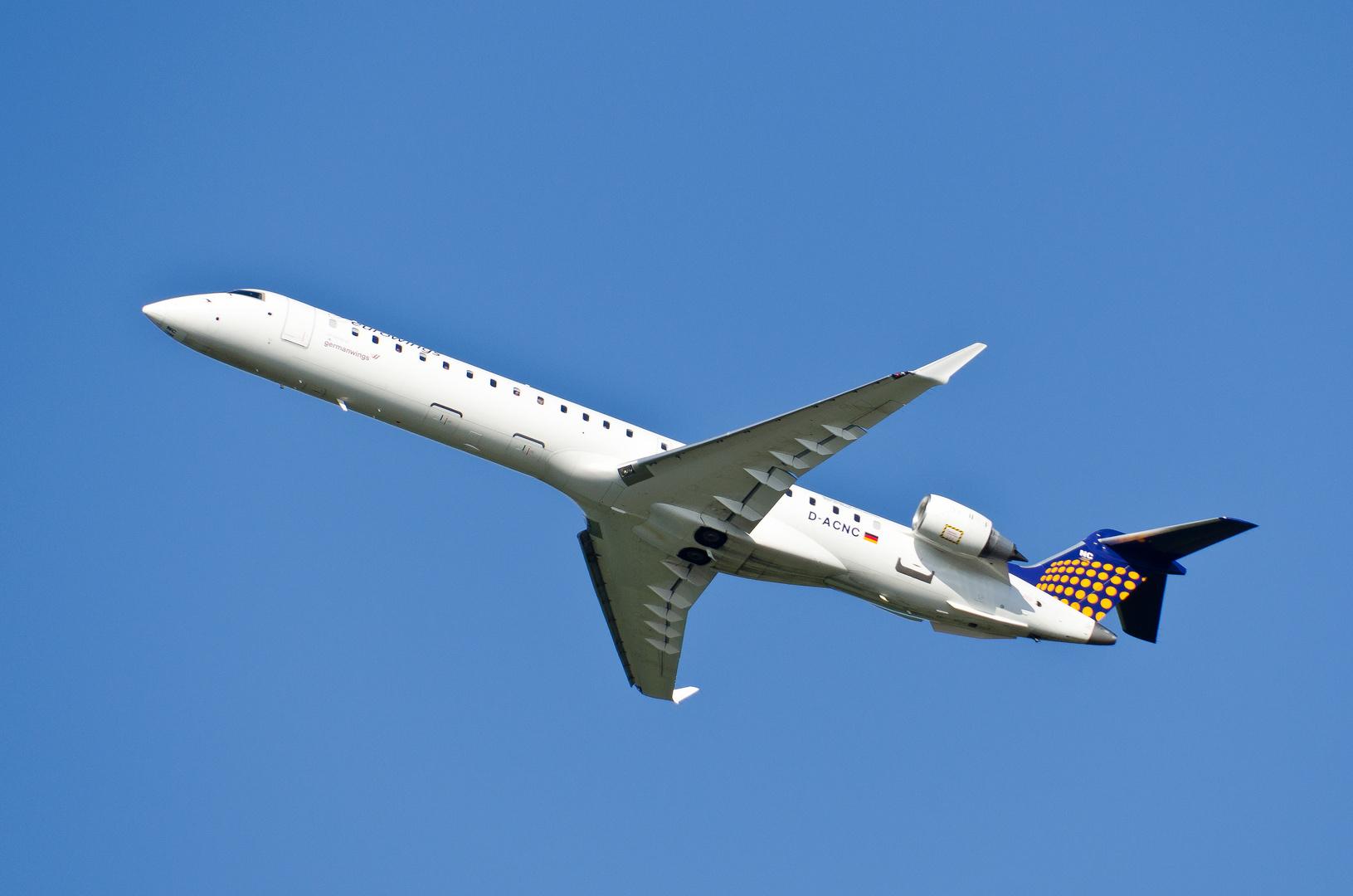 Eurowings - Canadair Regional Jet CRJ-900ER