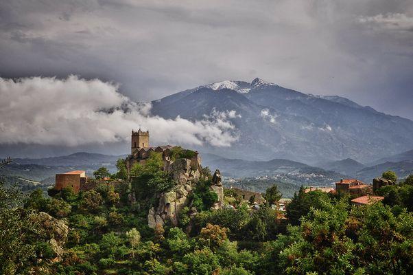 Eus Pyrénées orientales