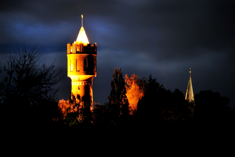Eutiner Wasserturm