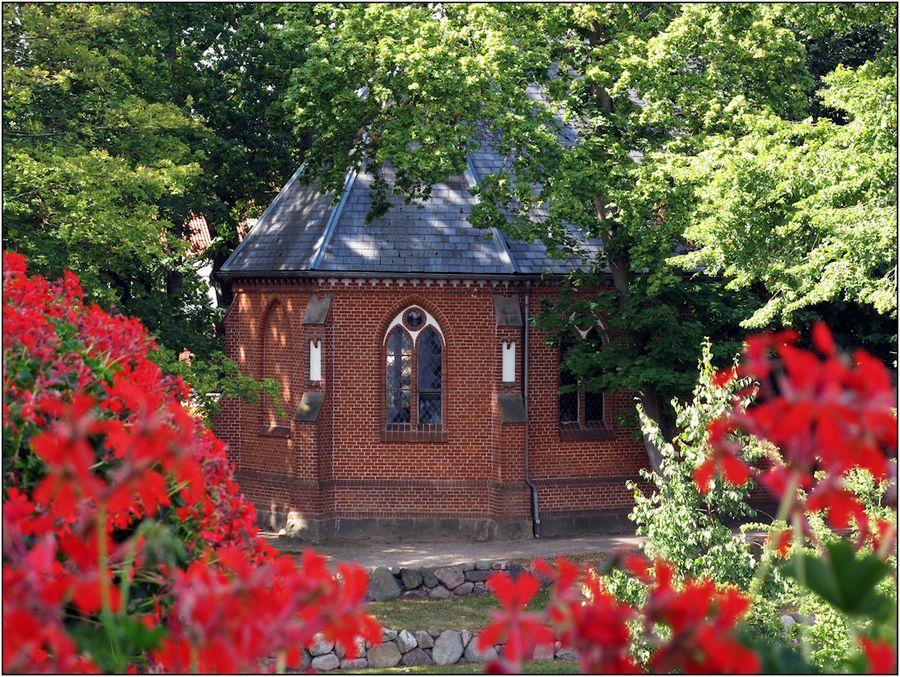 Ev. Kirche in Boltenhagen