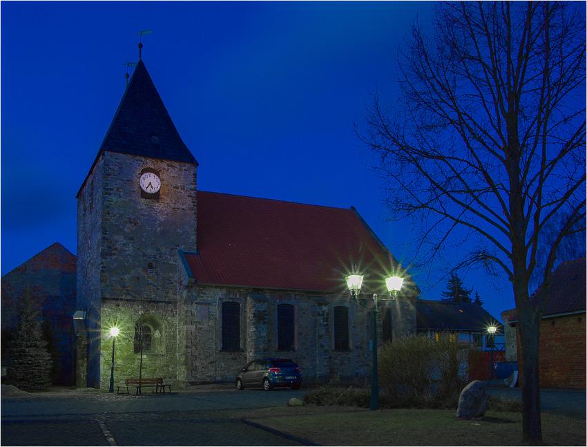 ev. Kirche St. Nicolai, Drackenstedt