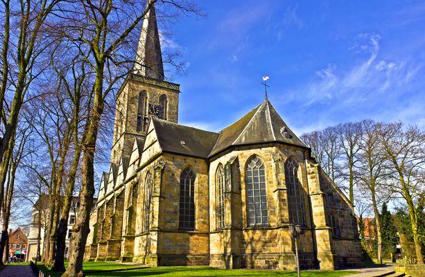 Ev. Ref. Kirche in Schüttorf