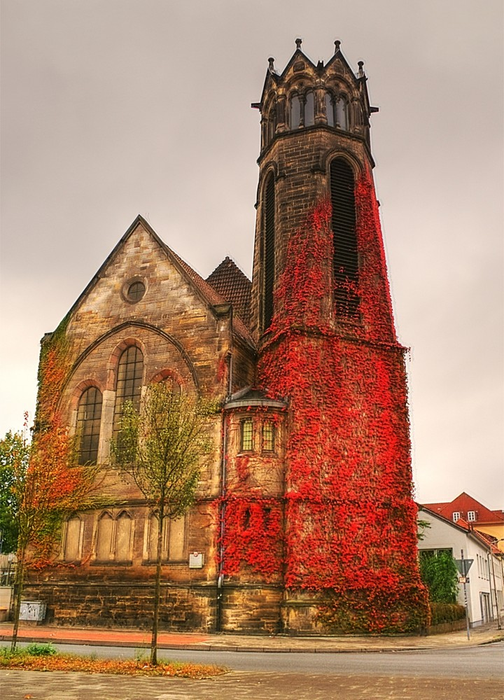 Ev.-reformierte Kirche / Hannover - Calenberger Neustadt