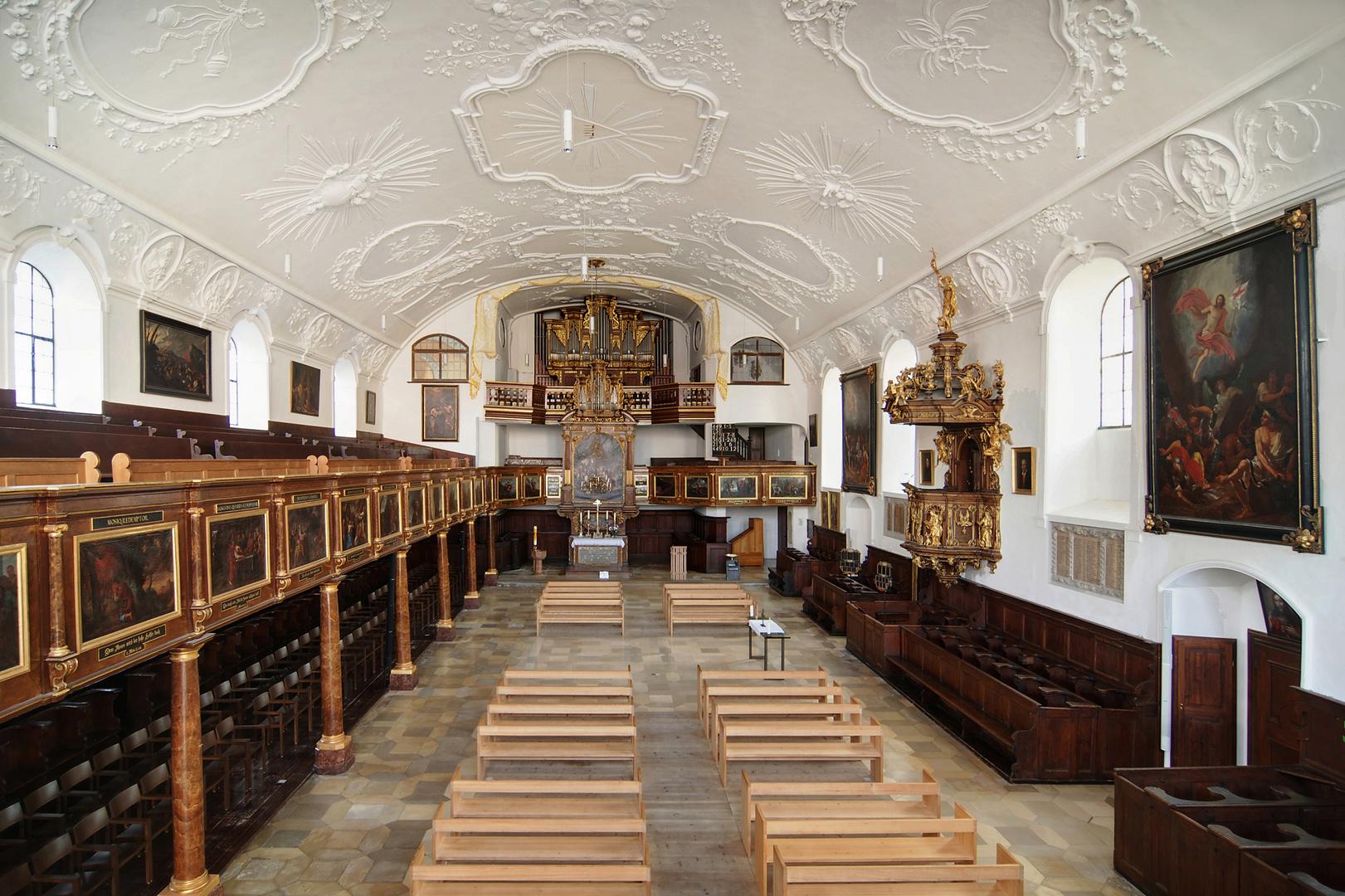 Ev. Ulrichskirche in Augsburg