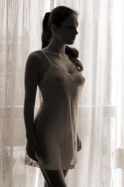 Eva at the Window