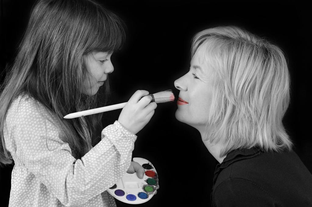 Eva bringt Farbe ins Leben