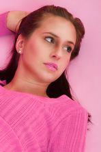 Eva in Pink