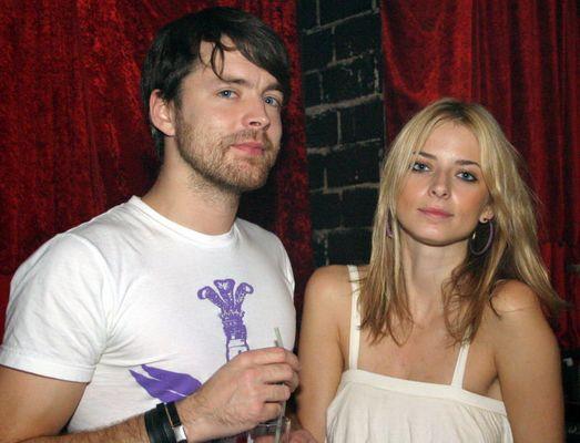Eva Padberg und ihr Freund Niklas Worgt