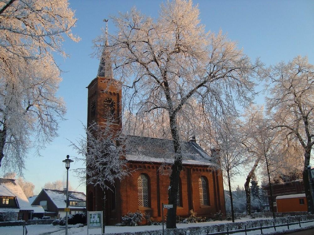 Evan. Kirche von Suderwick