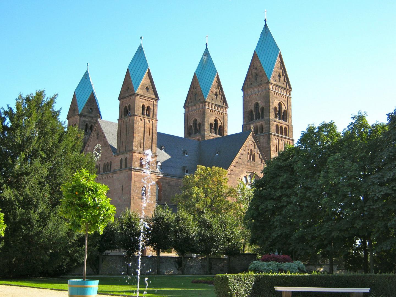 Evangelische Kirche Bad Homburg