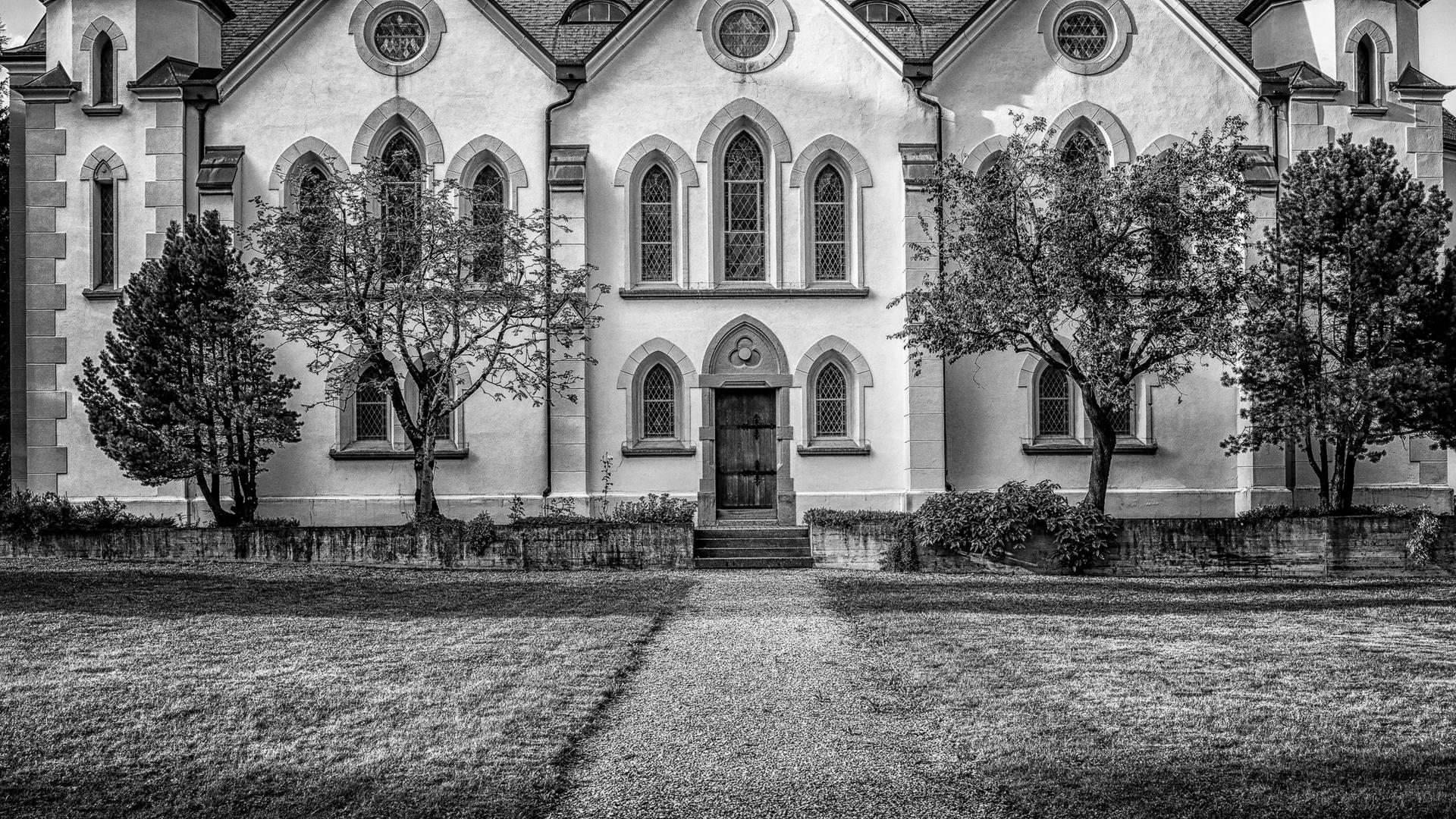 Evangelische Kirche Grabs