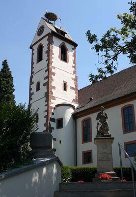 Evangelische Kirche Gundelfingen