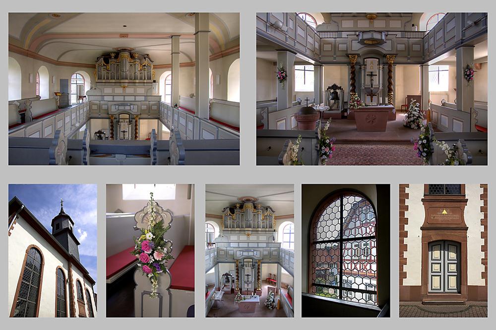 Evangelische Kirche in Lorsbach (MTK)