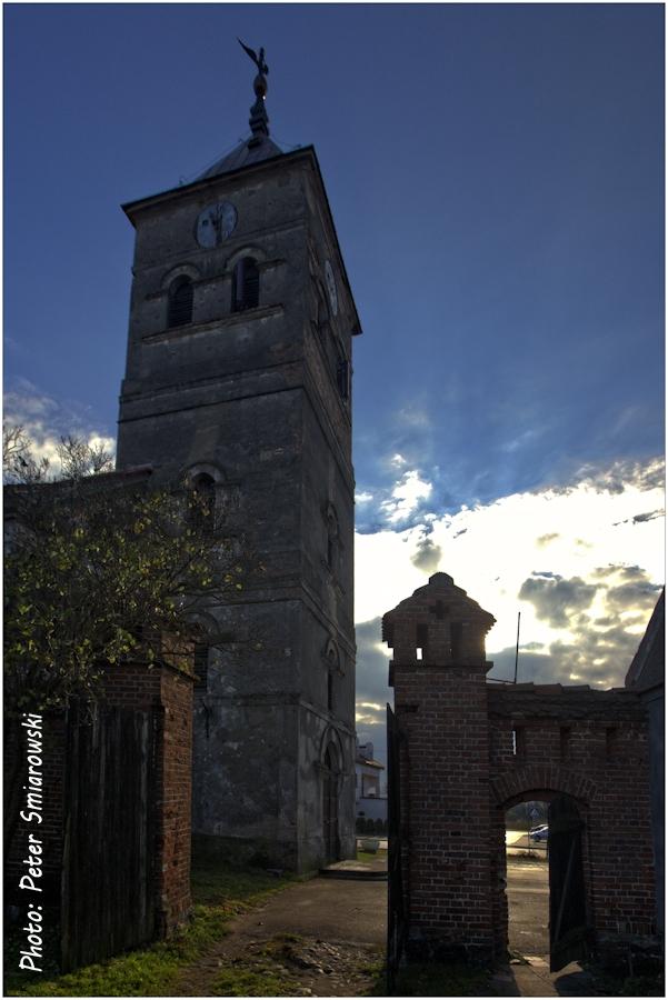 Evangelische Kirche in Willenberg