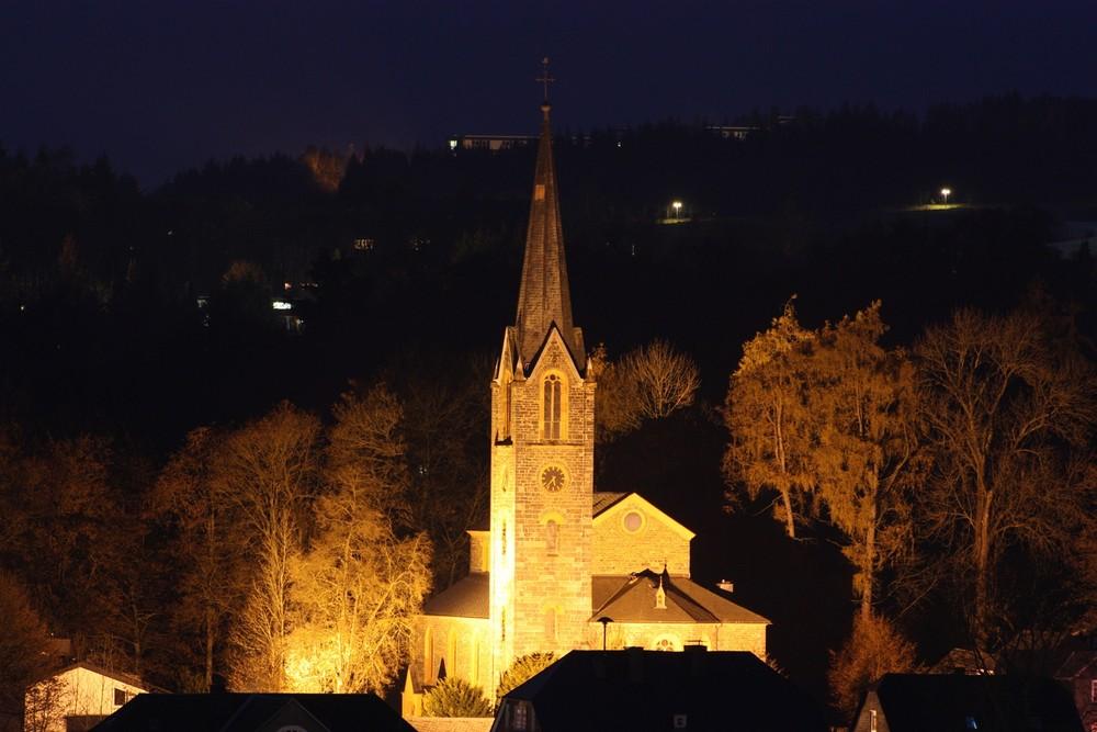 Evangelische Kirche von Bad Berleburg
