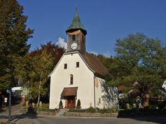 Evangelische Kirche zu Riedlingen im Markgräflerland
