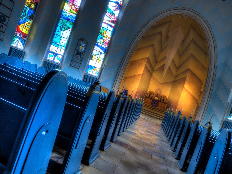Evangelische Kreuzkirche Schmargendorf