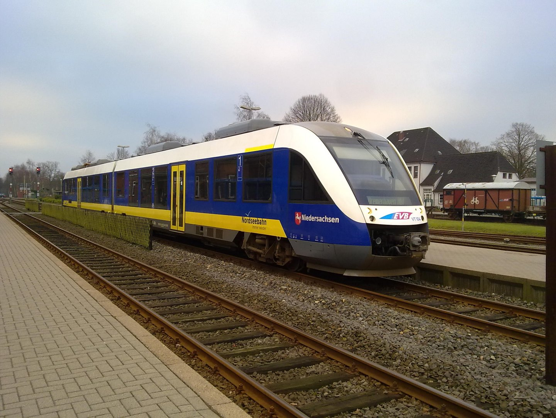 EVB Lint V104 in Bremervörde