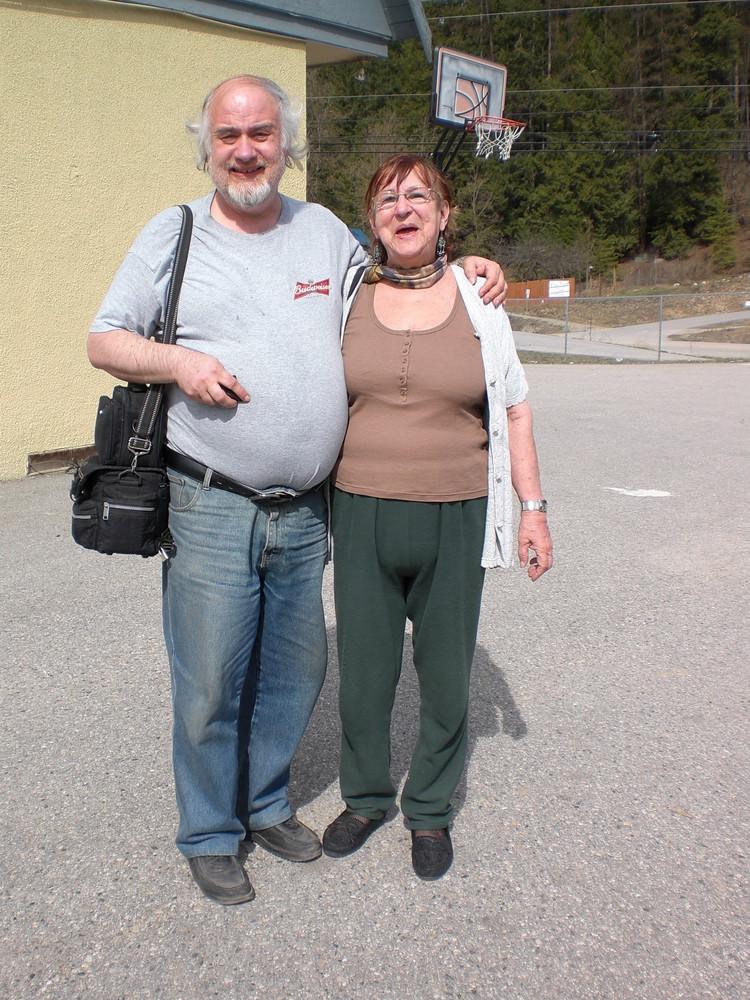 Eve & Hans