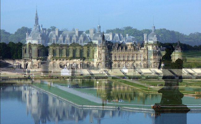 Evenementiel à Chantilly (oise; 60.FRANCE)
