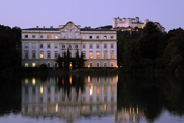 Evening in Salzburg
