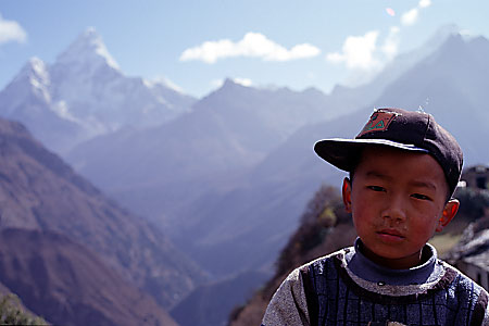 Everestregion - Nepal
