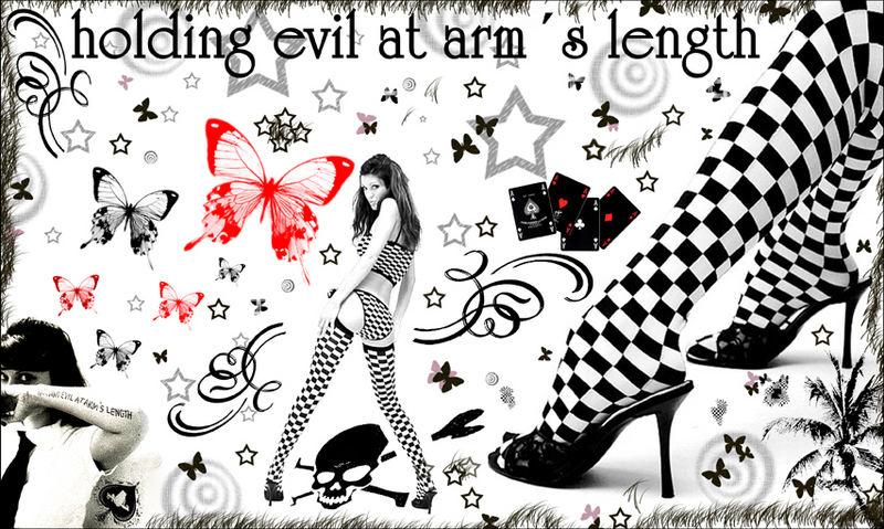 .. ] evil [ ..