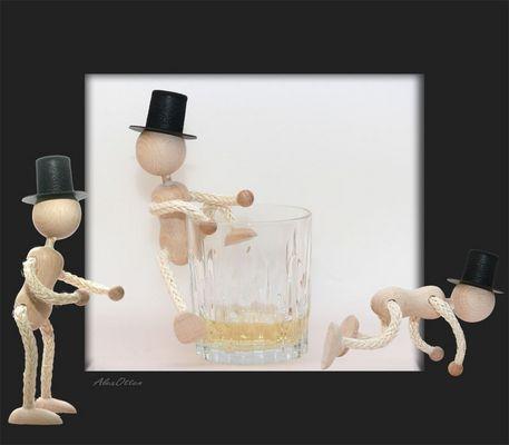Evolution of Whisky