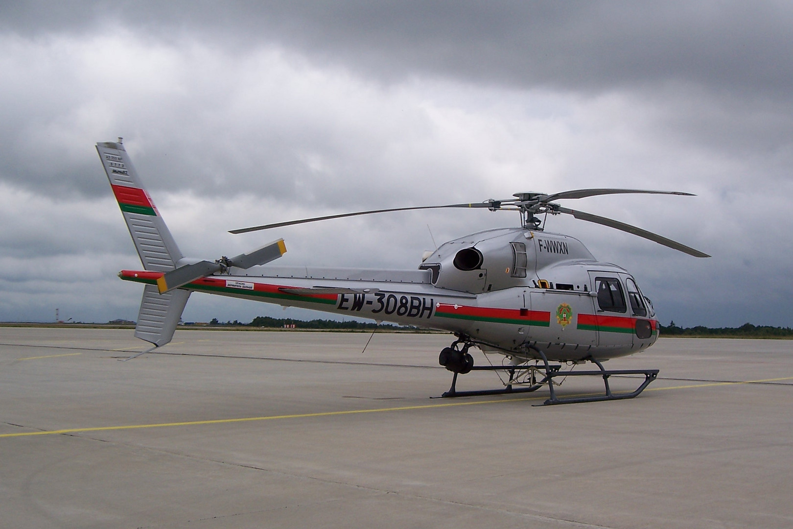 EW-308BH alias F-WWXN