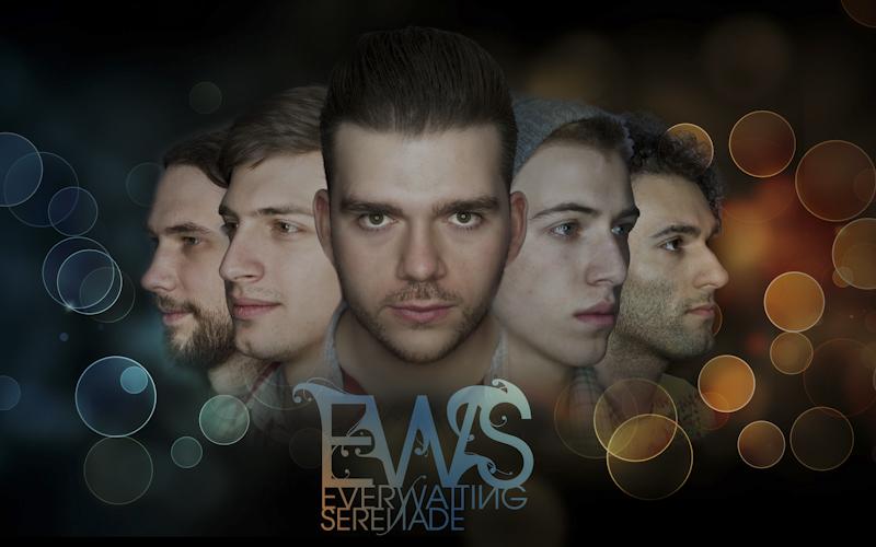 EWS promo shoot