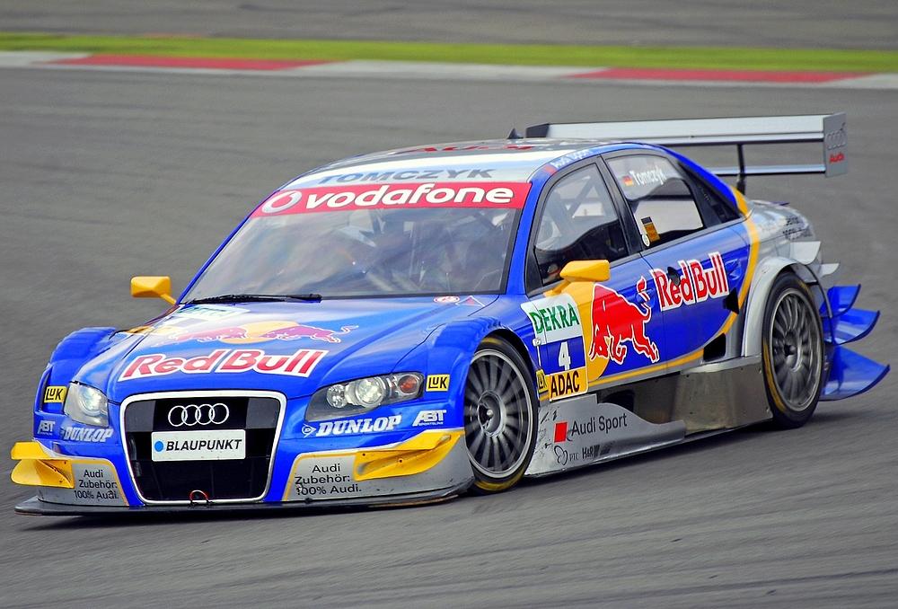 EX DTM Audi A4