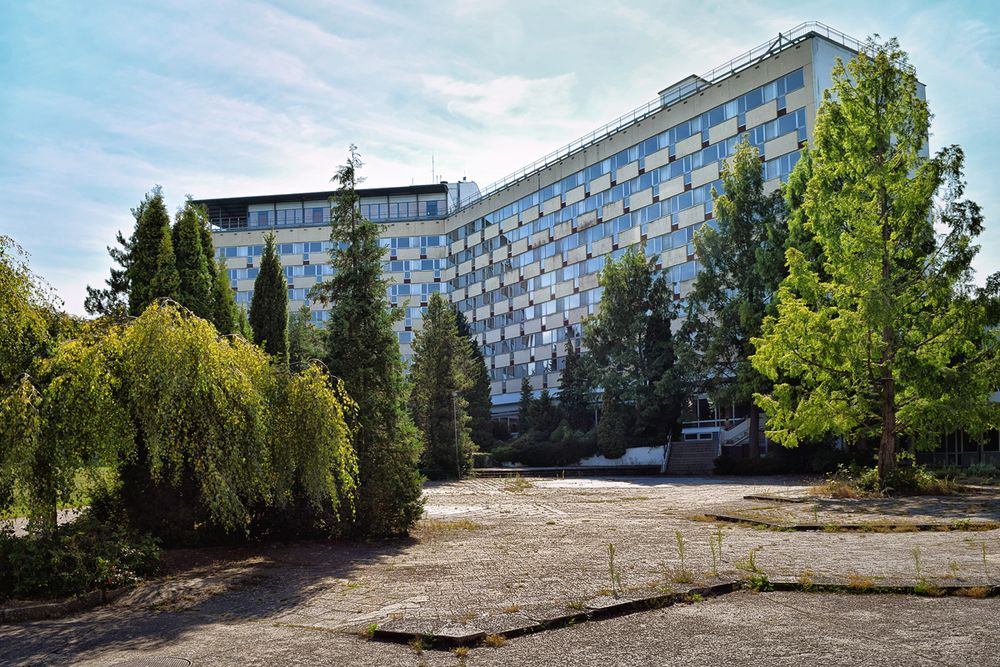 Ex Müritz-Hotel