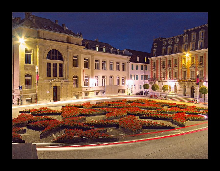 ex-parkplatz