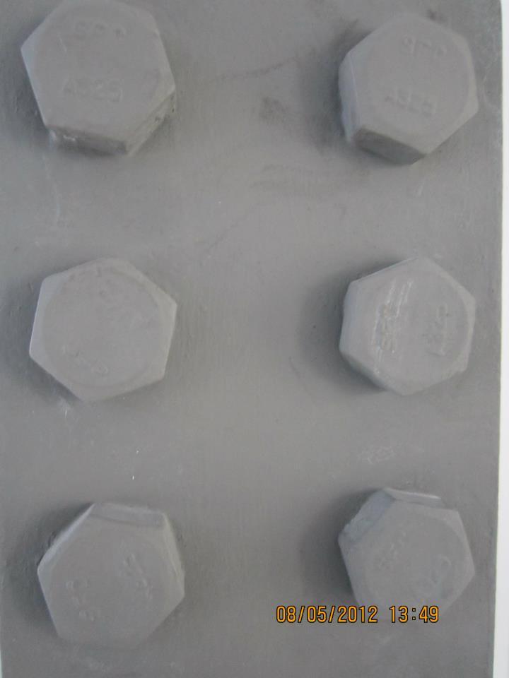 Exagonos grises