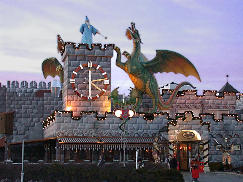 Excalibur City - Magic&Dragon