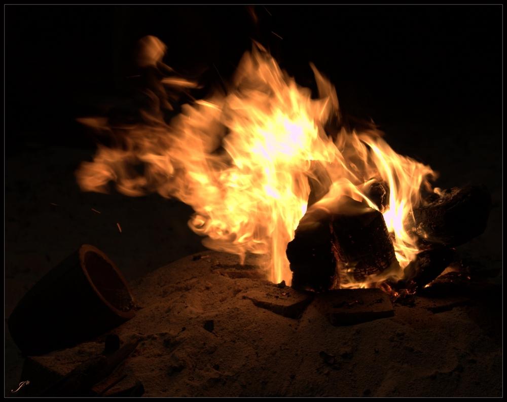 exercice photographique n° 47 : le feu