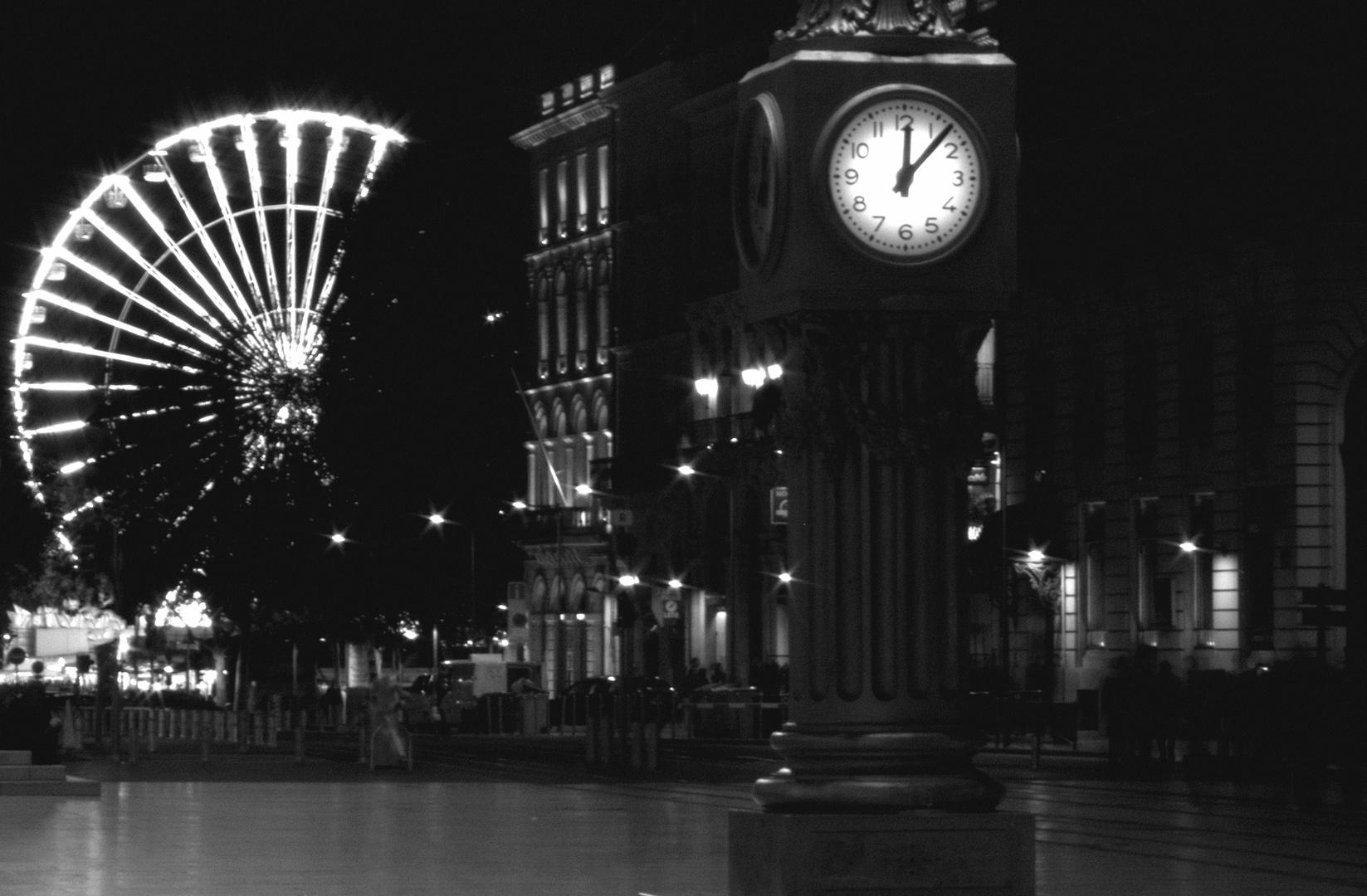 exercice photographique n°43 : les horloges