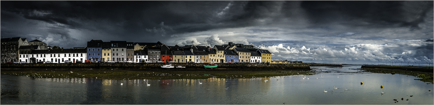 Exercices photographiques n°266 Pano de Galway