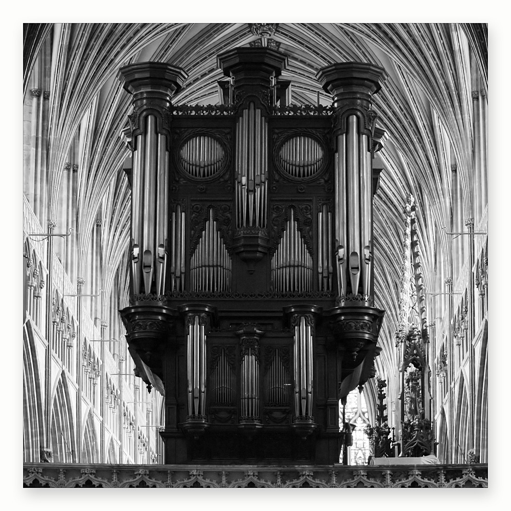 Exeter_ Kathedrale St. Peter_Orgel