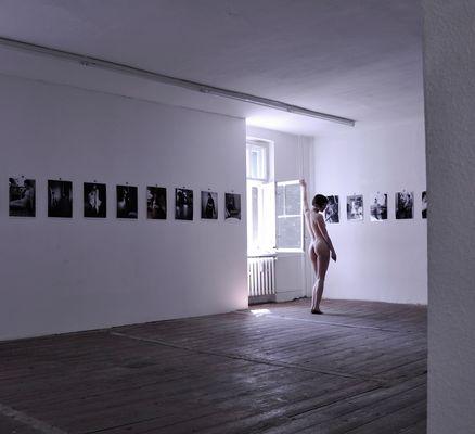 exhibit in my exhibition