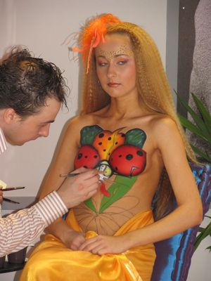 Exhibition BodyArt