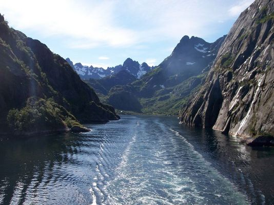 Exit Trollfjord