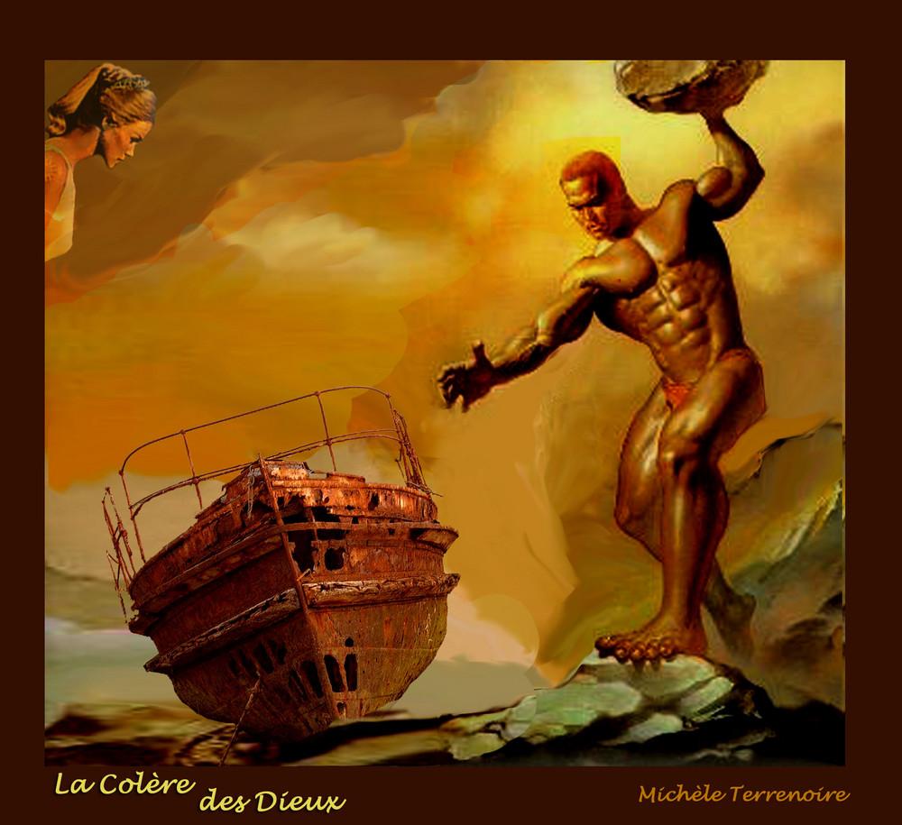 """Exo 82 - """"La Colère des Dieux"""""""