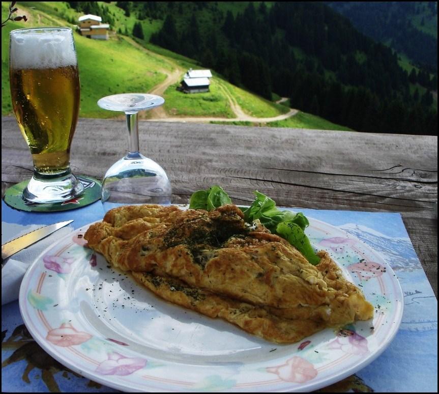 exo n° 37 omelette savoyarde