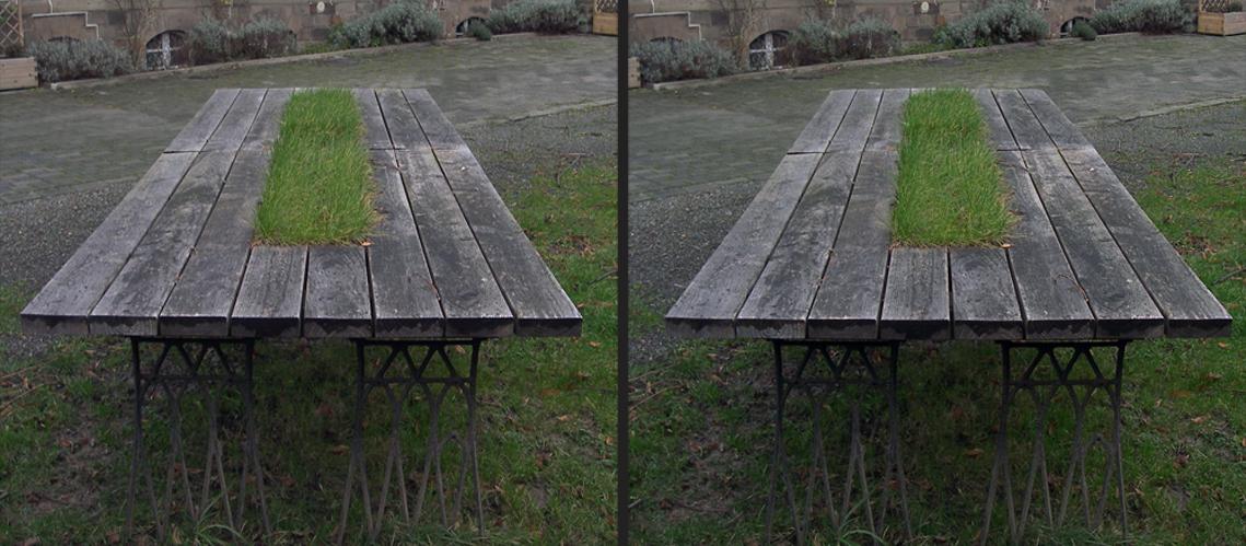 Exo-Tisch
