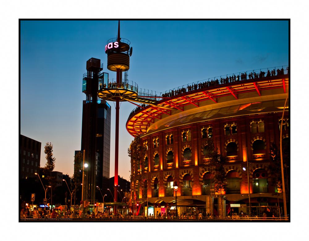 Expectacular Las Arenas (Barcelona)