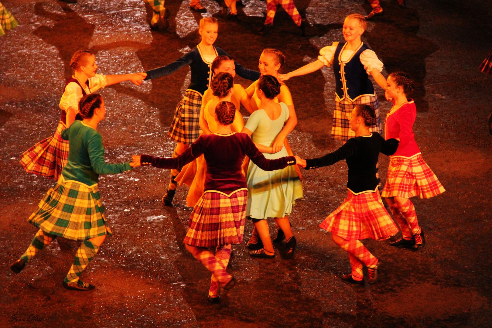 Experience my Scotland LIV: The Rythem of Life
