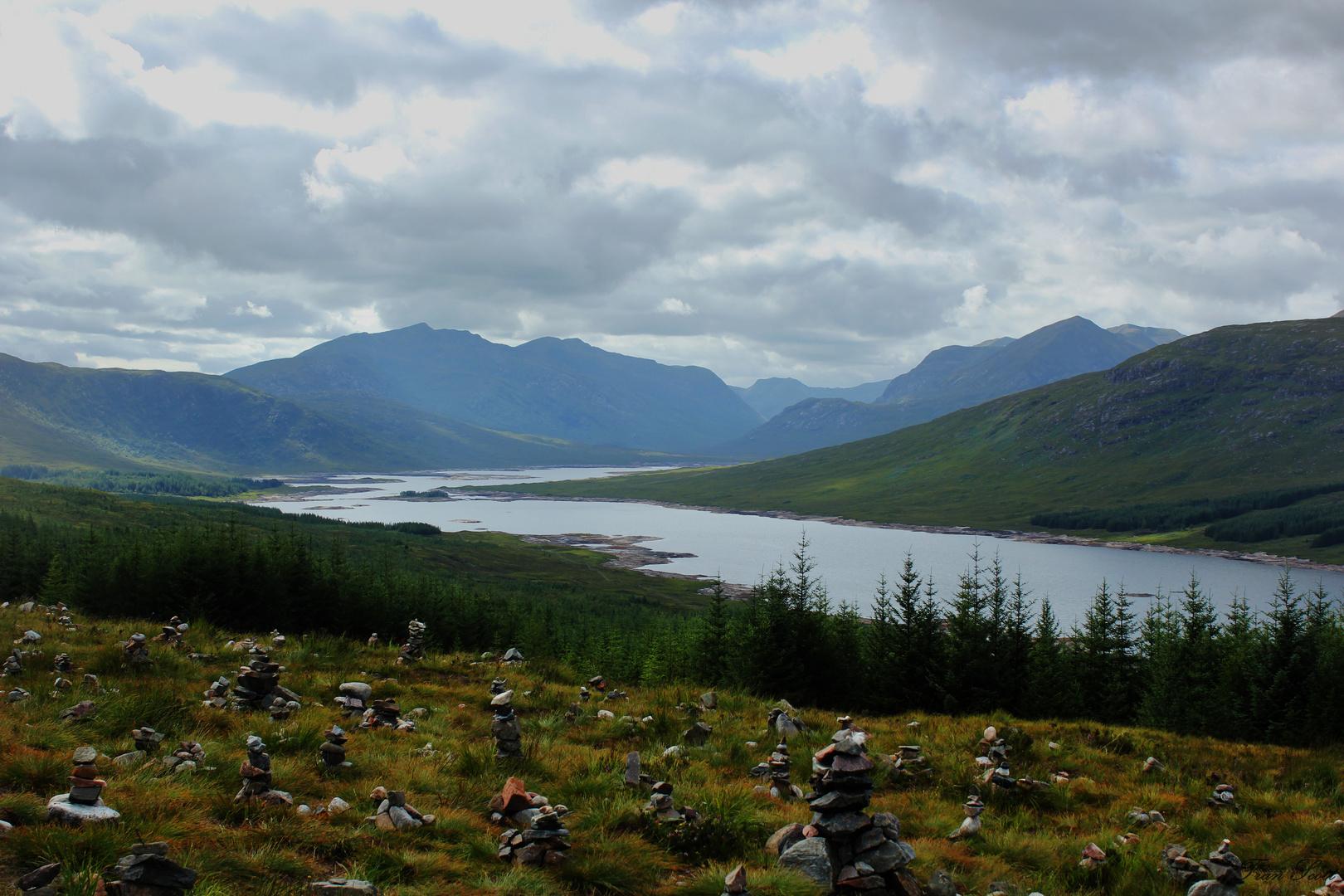 Experience my Scotland XLV: thousand Cairns