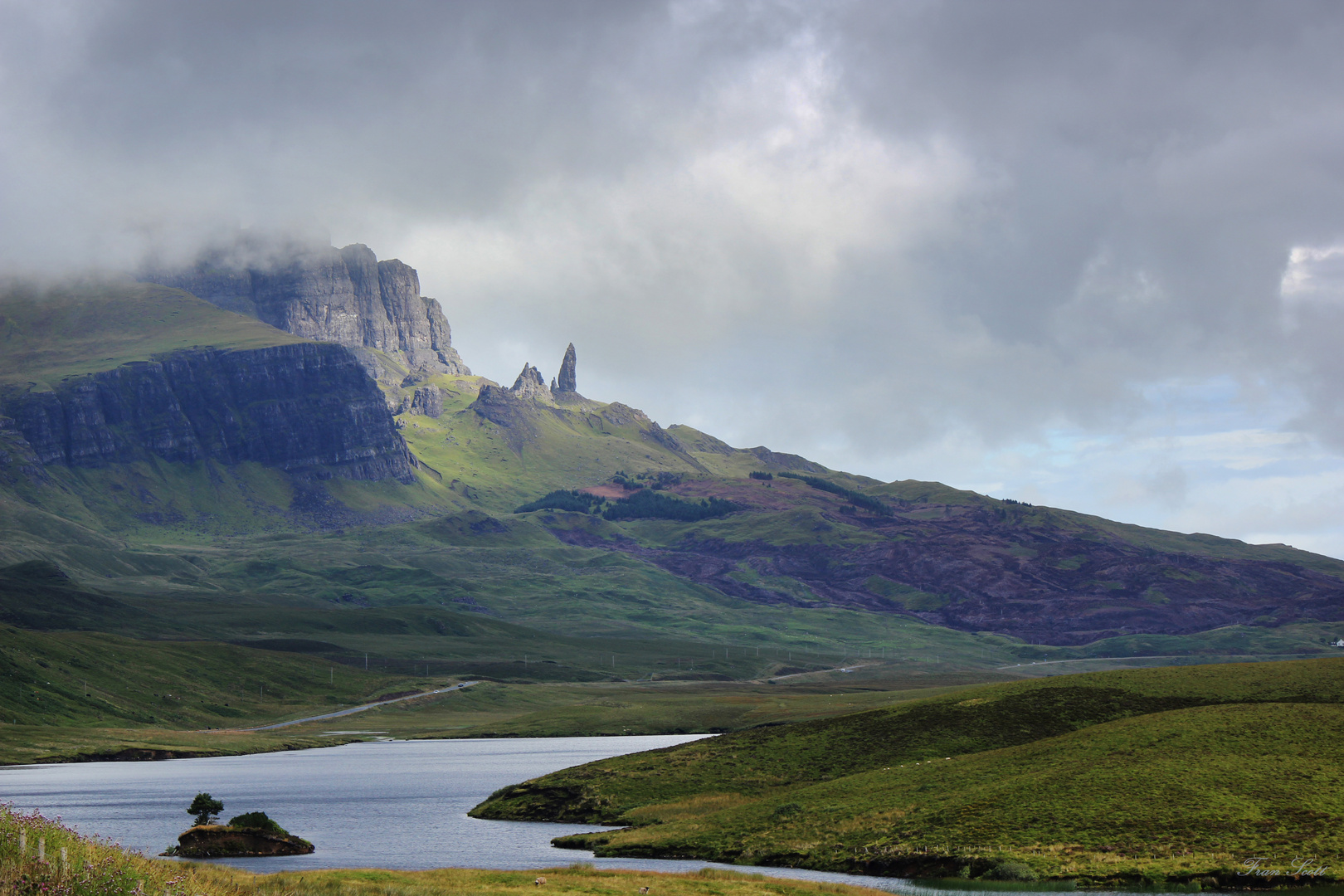 Experience my Scotland XXIX: old Man of Storr